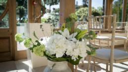 wedding photo flowers