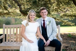 The Wedding Photos of Emily and Nick at RAC Woodcote Park in Surrey