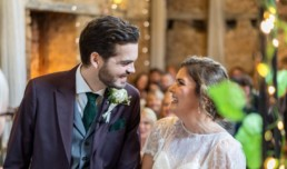 The Wedding Photos of Nicki and Danny at The Ash Barton Estate in Devon