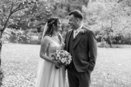 The Wedding Photos of Lucie and Sean at Riverdale Barn in Hampshire