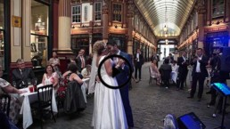The wedding video of Carrie and Leigh at Stoke Newington Town Hall in London