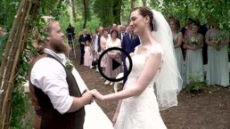 The Wedding Video of Emily and Alex at Haysbrake Woods and Springhill Barn in Worcestershire